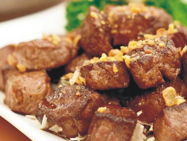 岩鹽牛肉 1