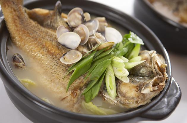 頂湯斑魚白菜鍋 1