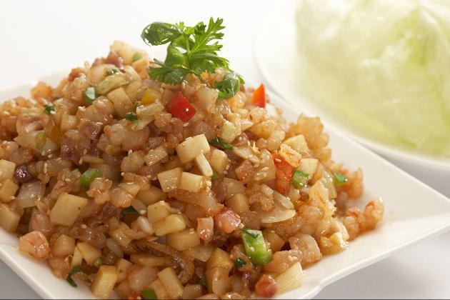生菜明蝦鬆 1